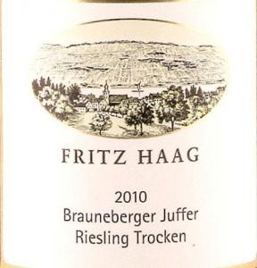 Weingut Fritz Haag-Dusemonder Hof