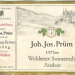 ドイツワイン Weingut Joh. Jos. Prüm