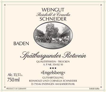 Weingut Reinhold und Cornelia Schneider